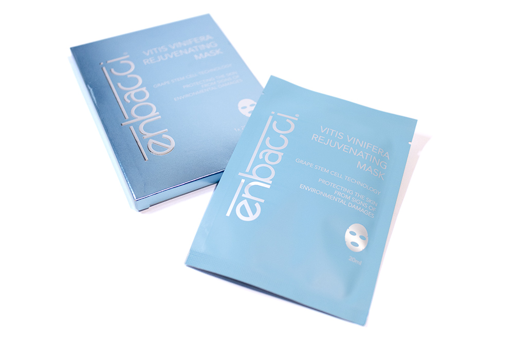 Enbacci Sheet Mask Skincare Review