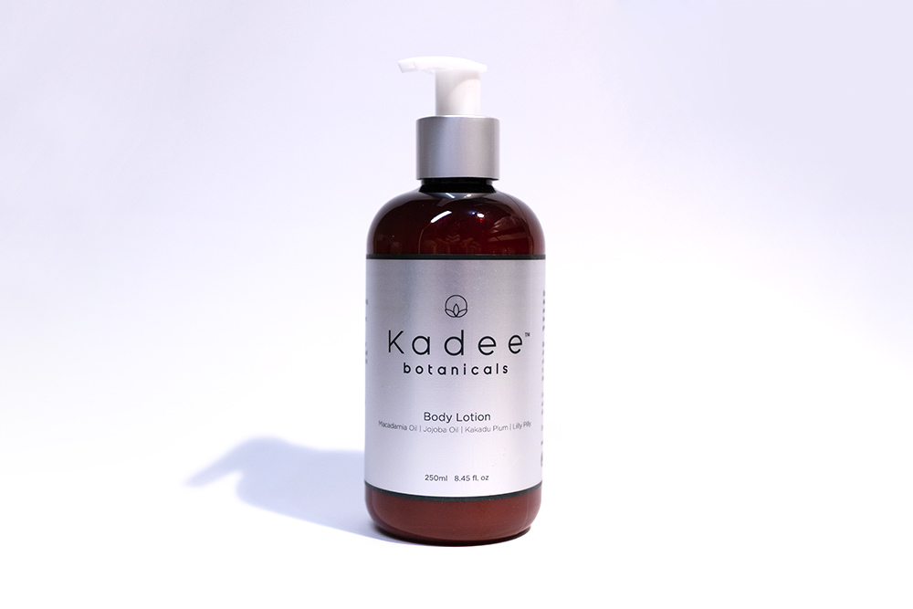 Kadee Botanicals Body Lotion Skincare Review