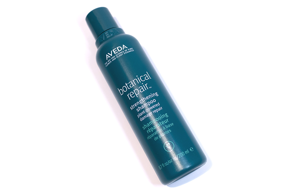 Aveda Botanical Repair Haircare Review - Shampoo, Conditioner, Masque, Leave-in Treatment and Nutriplenish