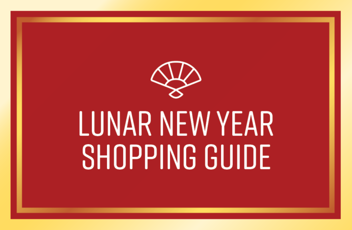 Lunar New Year Shopping Guide