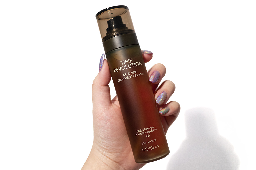 Time Revolution Artemisia Collection Kbeauty Review