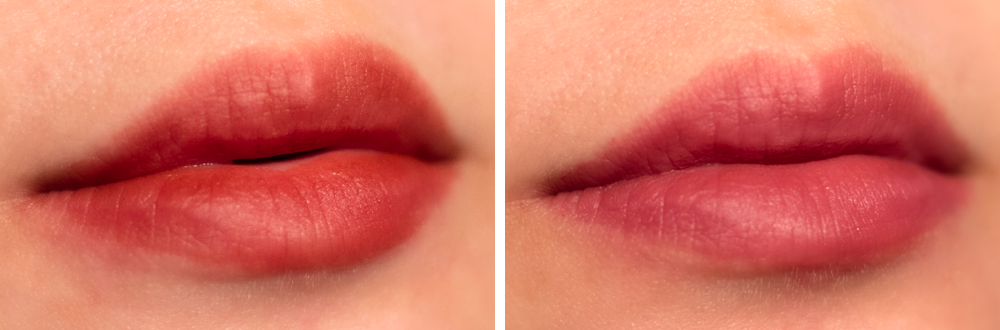 Romand Hanbok Collection - See Through Melting Cheek and See Through Matte Tint - StyleKorean Kbeauty Review