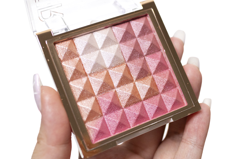 Flower Beauty Pyramids Cheek Colour Review