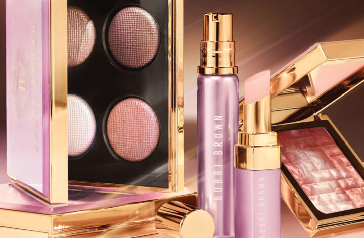 Bobbi Brown Glowing Pink Collection