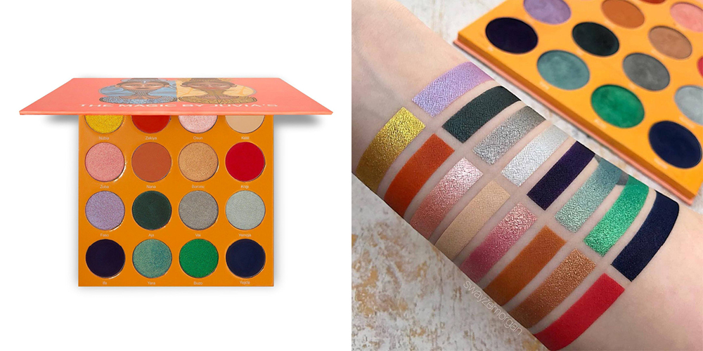 Shopping Guide: Eyeshadow Palette Recommendations - Juvia's Place The Magic Mini