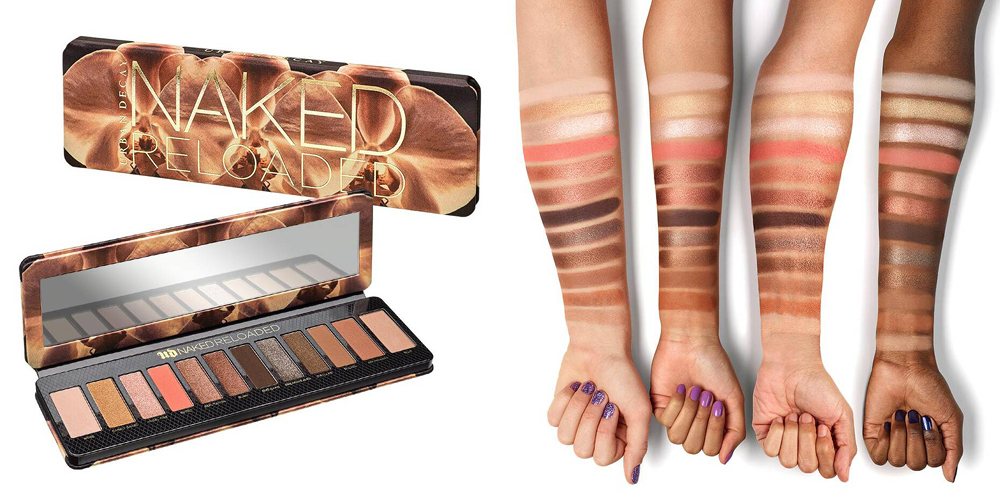 Shopping Guide: Eyeshadow Palette Recommendations - Urban Decay Naked Reloaded