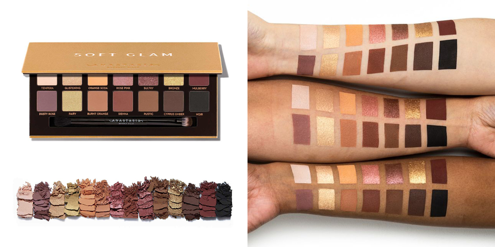 Shopping Guide: Eyeshadow Palette Recommendations - Anastasia Beverly Hills Soft Glam