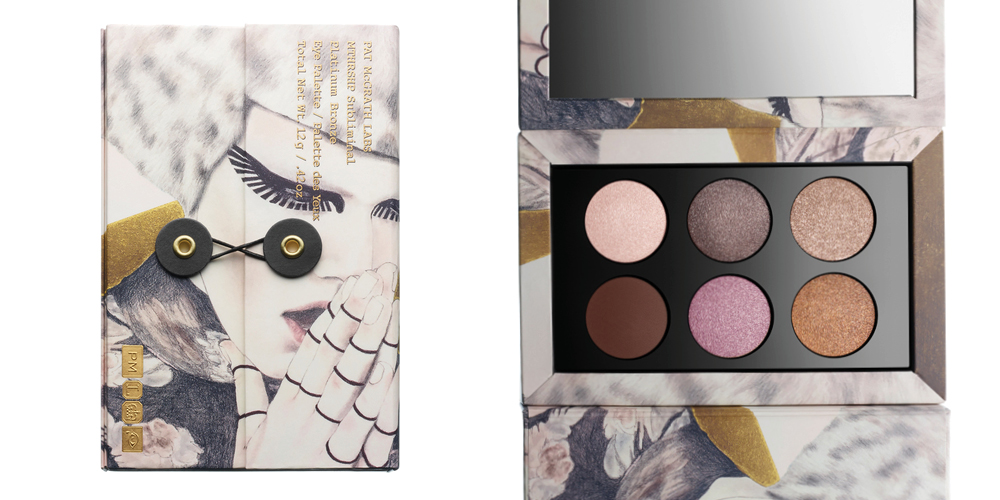 Shopping Guide: Eyeshadow Palette Recommendations - Pat McGrath MTHRSHIP palette Bronze Sublime