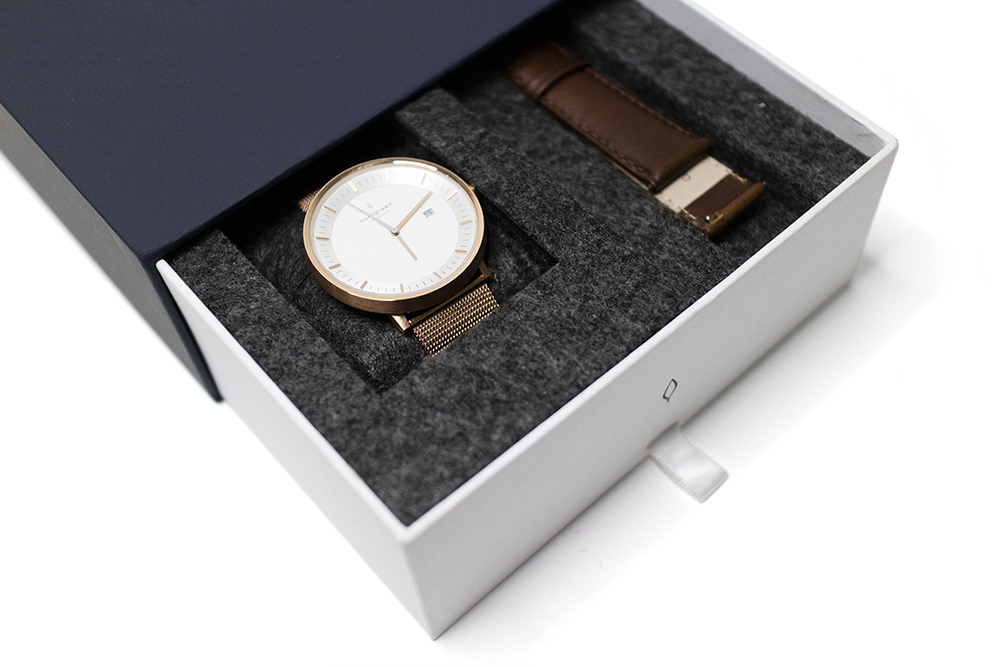 Nordgreen Watch Review - Rose Gold Philosopher